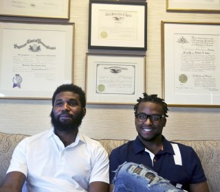 Black men arrested at Philadelphia Starbucks say they feared for their lives