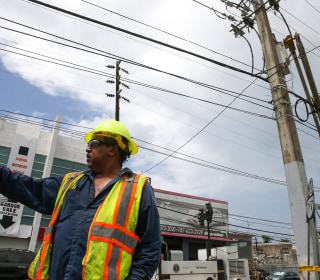 Puerto Rico's new law moves to privatize power grid nine months after Hurricane Maria