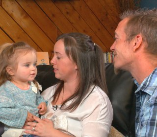 'Helpless': The only treatment for their baby's epileptic seizures was illegal