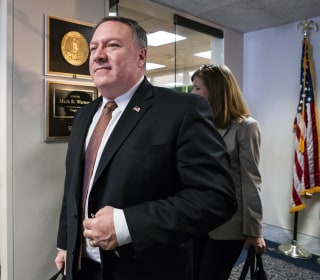 Senate Foreign Relations Committee backs Pompeo's nomination after last-minute reversal by Sen. Rand Paul