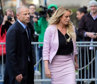 Judge orders Stormy Daniels to pay most but not all of Trump's legal fees in defamation suit