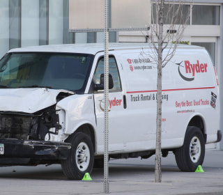 Toronto van attack suspect Alek Minassian to appear in court Tuesday morning