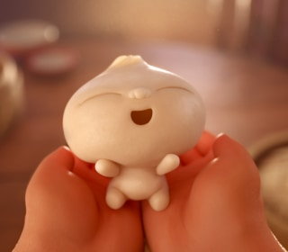 In Pixar's 'Bao,' a sentient dumpling explores family, love and food
