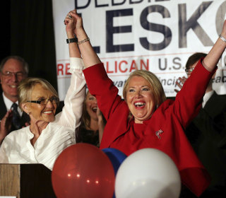 Democrat concedes Arizona special election to Republican Debbie Lesko