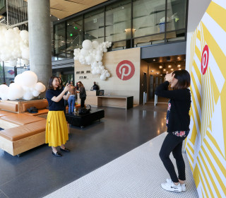Hula dancing and salsa making: What exactly goes on at Pinterest's annual 'Knit Con'?