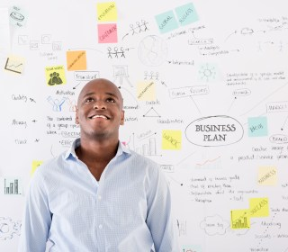 How thinking like a C student made one entrepreneur more successful