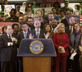 N.Y. Attorney General Schneiderman resigns amid allegations of violence toward women