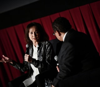 Nancy Kwan had trouble sustaining her Hollywood career. Now, she thinks opportunities abound.