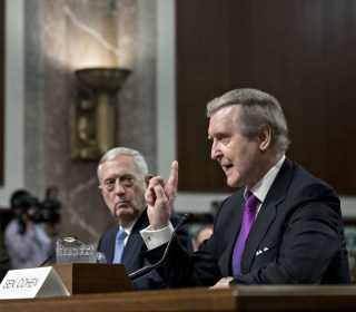 Fmr. Def. Sec. William Cohen talks Russia, China and Asteroids