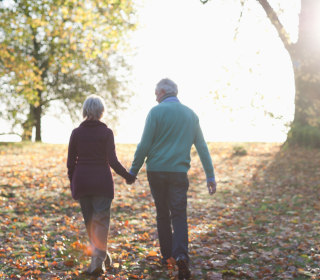 Together, apart? More long-term couples living in separate homes