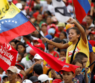 Expecting Maduro win, many Venezuelans say they won't vote on Sunday