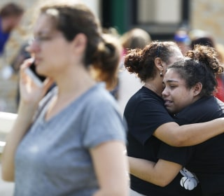 At the scene: Santa Fe school shooting shakes Texas community