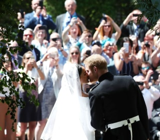 Photos capture pomp and glamour of Harry and Meghan's royal wedding