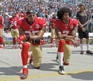 NFL announces new national anthem policy that fines teams if players kneel during anthem