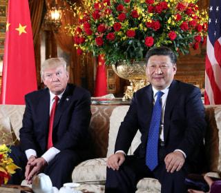 U.S. accused of blinking on China trade standoff as N. Korea meeting looms