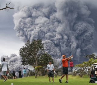 Kilauea eruption that destroyed homes also putting hurt on tourism