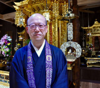 Japan's divestment campaign pits Buddhist priest against banks