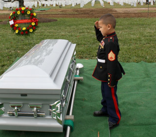 'I miss not seeing him': For these Latino Gold Star families, it's always Memorial Day