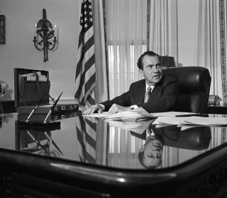 Trump 'Spygate' meeting followed Nixon's playbook. But having inside information didn't help Nixon.