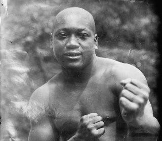 Trump grants posthumous pardon to black boxing champ Jack Johnson