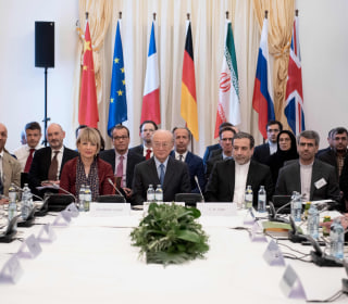 Iran gives E.U. deadline to salvage nuclear deal