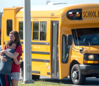 Indiana middle school student in custody after gunfire erupts, injuring two