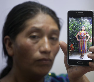 Border Patrol changes account of migrant woman's killing as her family reels