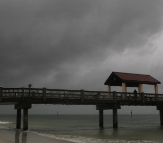 Storms swamp Memorial Day revelers from Florida to Maryland
