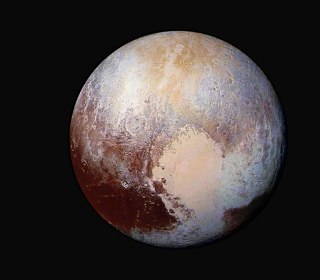 New theory suggests Pluto may be a giant comet