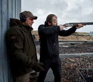 Iceland is a gun-loving country with no shooting murders since 2007