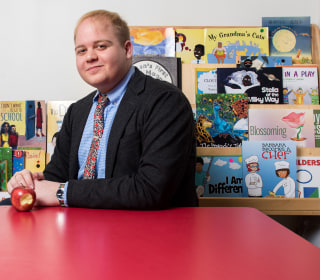 #Pride30: Educator Ryan Tauriainen is dedicated to early childhood education