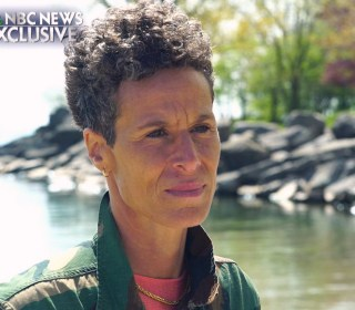 Reporter's notebook: Andrea Constand says she's found her peace