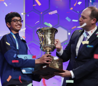 Scripps National Spelling Bee Finalists Compete to W-I-N