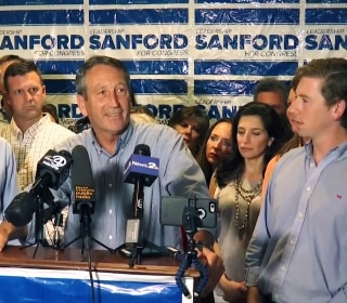 GOP Rep. Mark Sanford, attacked by Trump over affair, defeated in South Carolina primary