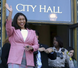 London Breed elected as San Francisco's first black woman mayor