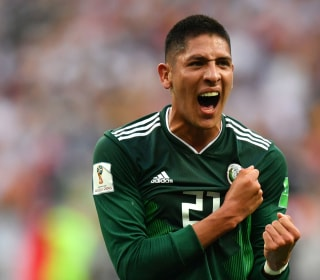Mexico's goal may have caused earthquake in Mexico City due to celebrating