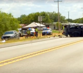 Five undocumented immigrants killed after high-speed chase in Texas