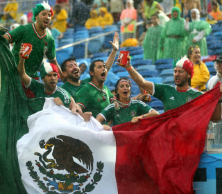 2018 World Cup: Supporting Mexico's soccer team in Trump's America is a political — and patriotic — act