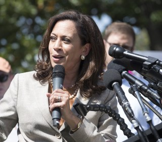 Sen. Kamala Harris not ruling out 2020 White House run