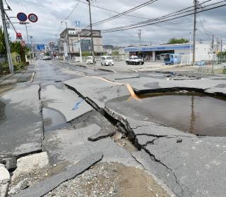 Japan earthquake kills 3 and raises fears of aftershocks