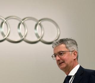 Audi CEO Rupert Stadler arrested in Volkswagen diesel emissions probe