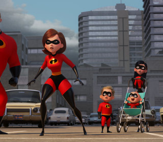 'Incredibles 2' smashes box-office record with a film proving superheroes can have families, too