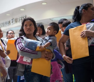 'The lucky ones': A few migrant families have slipped through the gap in Trump's zero-tolerance policy