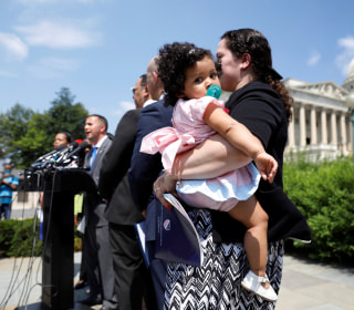 Trump would support bill to stop his border family separation policy, White House says