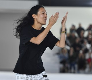 Alexander Wang based his latest collection on his family's immigration story