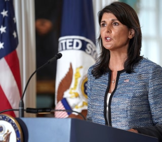 U.S. withdraws from U.N. Human Rights Council