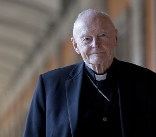 Cardinal Theodore McCarrick removed from ministry after teen sex abuse claim