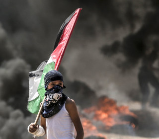 Why Palestinians risk their lives to protest near Gaza-Israel fence