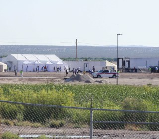 U.S. centers force migrant children to take drugs: lawsuit
