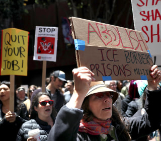 'Abolish ICE!' is the new rallying cry for progressive Democrats